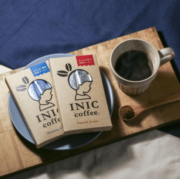 INIC coffee スムースアロマ スティック