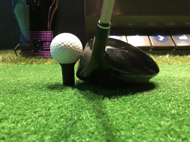 ライザップゴルフ天神店の自主練習し放題サービス